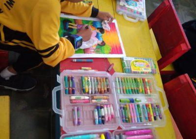 Belajar Menggambar dan Mewarnai Bagi Anak
