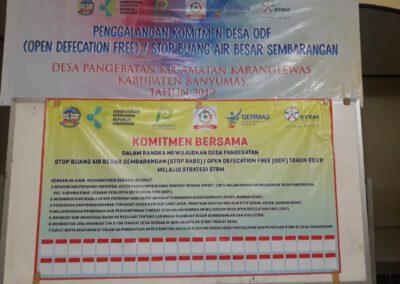 Komitmen Pangebatan Desa ODF