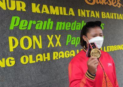 Pemecah Rekor Nasional dan Peraih Medali Emas dari Pangebatan Banyumas